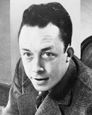 Author Albert Camus
