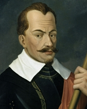 General and Nobleman Albrecht von Wallenstein