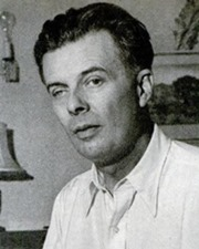 Author Aldous Huxley