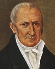 Physicist and Inventor Alessandro Volta
