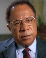Writer Alex Haley