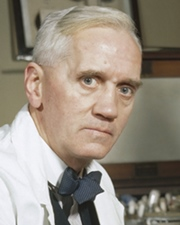 Biologist Alexander Fleming