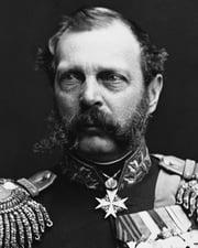 Tsar of Russia Alexander II