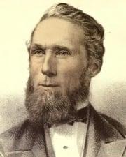 2nd Prime Minister of Canada Alexander Mackenzie