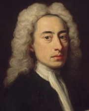 Poet Alexander Pope