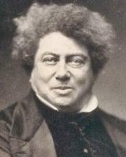 Author Alexandre Dumas