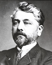 Engineer and Architect Gustave Eiffel