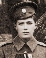 Tsarevich of Russia Alexei Nikolaevich