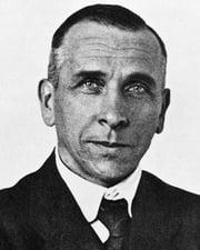 Meteorologist, Geologist, Astronomist Alfred Wegener