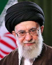 2nd Supreme Leader of Iran Ali Hosseini Khamenei