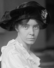 Suffragist Alice Paul