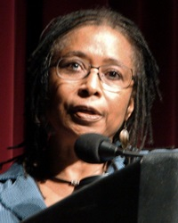Novelist Alice Walker