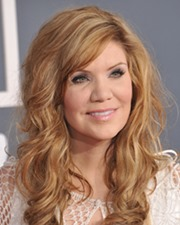 Country Singer and Musician Alison Krauss