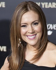 Actress and Activist Alyssa Milano