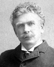 Writer & Satirist Ambrose Bierce