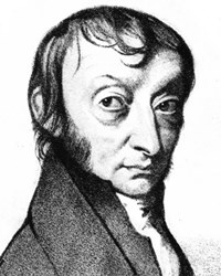 Scientist Amedeo Avogadro