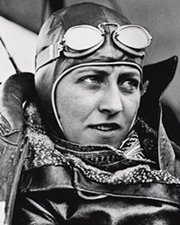 Aviator Amy Johnson