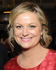 Actress, comedian, writer and producer Amy Poehler