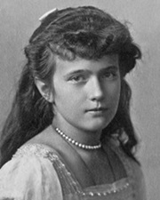 Grand Duchess of Russia Anastasia Nikolaevna