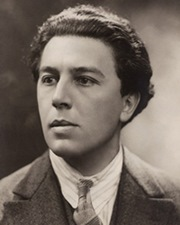 Writer and Surrealist André Breton
