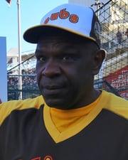 MLB Star Andre Dawson