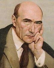 Writer André Gide