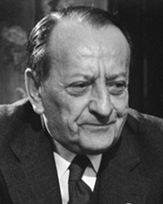 Novelist André Malraux
