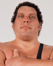 Professional Wrestler André the Giant