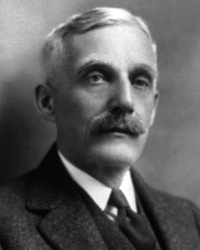Banker, Industrialist and US Secretary of the Treasury Andrew Mellon