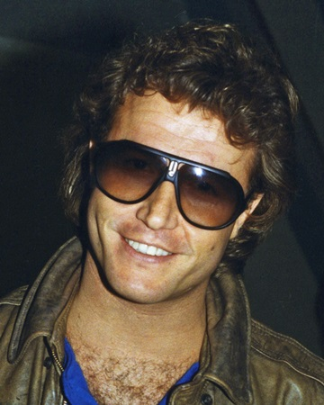 Singer and TV Host Andy Gibb