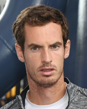 Tennis Champion Andy Murray