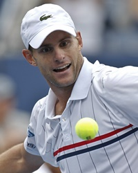 Tennis Player and U.S. Open Champion Andy Roddick
