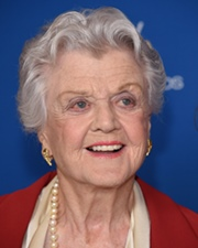 Actress Angela Lansbury
