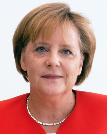 Chancellor of Germany Angela Merkel