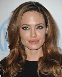 Actress Angelina Jolie