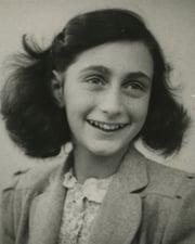 Jewish Victim & Diarist of the Holocaust Anne Frank