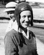 Aviator and Author Anne Morrow Lindbergh