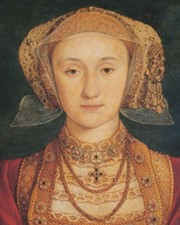 Queen of England Anne of Cleves