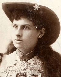 Sharp Shooter Annie Oakley