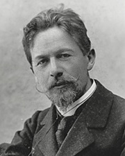 Author and Playwright Anton Chekhov