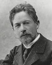 Author and Playwright Anton Chekhov
