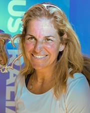 Tennis Player Arantxa Sánchez Vicario