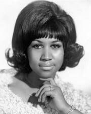 Soul Singer Aretha Franklin