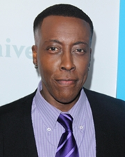 Comedian and TV Host Arsenio Hall