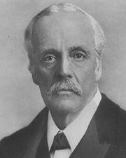 British Prime Minister Arthur Balfour