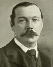Author Arthur Conan Doyle