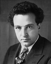 Composer Arthur Honegger