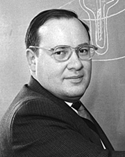Physicist Arthur Leonard Schawlow