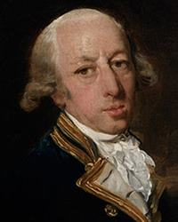 1st Governor of New South Wales Arthur Phillip