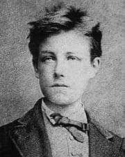 Poet Arthur Rimbaud